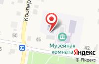 Схема проезда до компании Кораблик в Русской Борковке