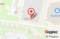 Схема проезда до компании Промтехкомплект в Тольятти