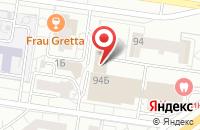 Схема проезда до компании Вит в Тольятти