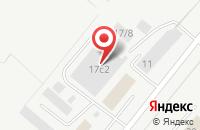 Схема проезда до компании Альфа в Тольятти