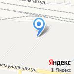 Лада на карте Тольятти