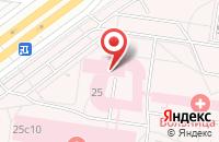 Схема проезда до компании Проспект Здоровья в Тольятти