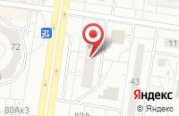 Схема проезда до компании Мужская Столица в Тольятти