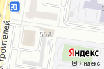 Схема проезда до компании Лик красоты в Тольятти
