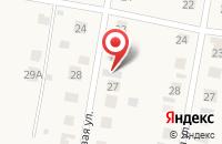 Схема проезда до компании Велес в Русской Борковке