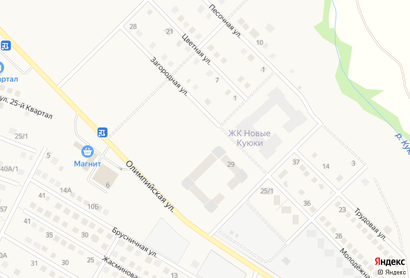 продажа квартир Новые куюки
