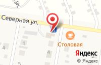 Схема проезда до компании QIWI в Русской Борковке
