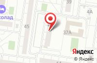 Схема проезда до компании Бигинфо в Тольятти