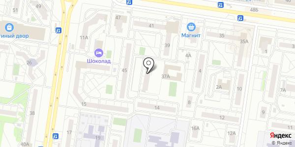 ЛУКАРИНВЕСТ. Схема проезда в Тольятти