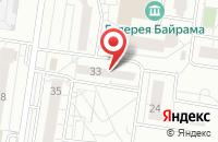 Схема проезда до компании Работа для Вас в Тольятти