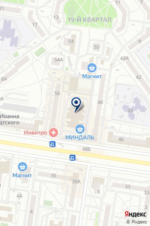 Точное время на карте Тольятти
