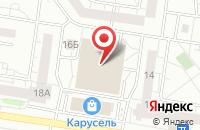 Схема проезда до компании Светлана в Тольятти