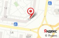 Схема проезда до компании Палет в Тольятти