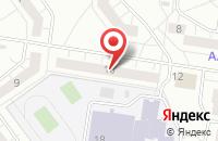 Схема проезда до компании Оил-Гарант Плюс в Тольятти
