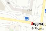 Схема проезда до компании Роспечать в Тольятти