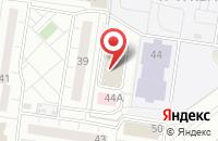 Схема проезда до компании Выбирай в Тольятти