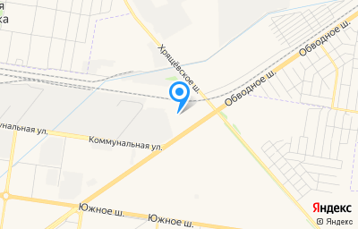 Местоположение на карте пункта техосмотра по адресу Самарская обл, г Тольятти, ул Вокзальная, д 1