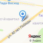 Капс Групп на карте Тольятти