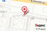 Схема проезда до компании Третий Взгляд в Тольятти