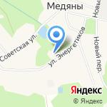 Основная общеобразовательная школа с дошкольным отделением на карте Кирова
