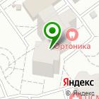 Местоположение компании Студия архитектуры и дизайна