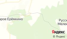 Отели города Борисовка на карте