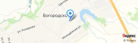 Фельдшерско-акушерский пункт на карте Богородского