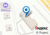 Отрада на карте