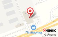 Схема проезда до компании Автосфера в Кощаково