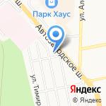 ЦЕНТР МЕДОСМОТРОВ на карте Тольятти