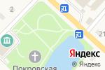 Схема проезда до компании Сокуровское сельское поселение в Сокурах