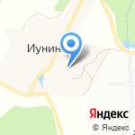 Рублевский психоневрологический интернат на карте Кирова