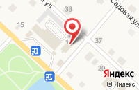 Схема проезда до компании Фатум 3 в Сокурах
