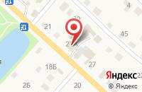 Схема проезда до компании Комсервис в Сокурах