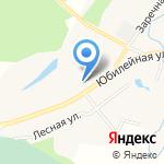 Амбулатория с. Бахта на карте Кирова