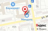 Схема проезда до компании Тольятти-Социум в Тольятти