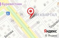 Схема проезда до компании Доктор Креатив в Тольятти