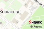 Схема проезда до компании Queen в Кощаково