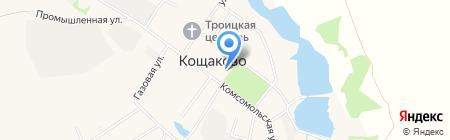 Дом культуры на карте Старого Кощаково