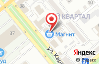 Схема проезда до компании Типография Самвен в Тольятти