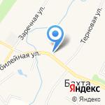 Универсальный магазин промтоваров на карте Кирова