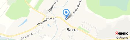 Мини-маркет на карте Бахты