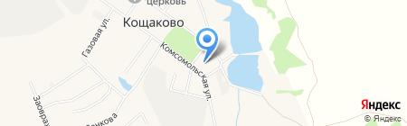 Теремок на карте Старого Кощаково