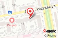 Схема проезда до компании Медиа-Центр в Тольятти