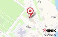 Схема проезда до компании Кощаковская врачебная амбулатория в Кощаково