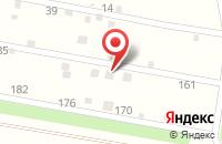 Схема проезда до компании Дача в Нижнем Санчелеево