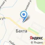 Основная общеобразовательная школа №68 на карте Кирова
