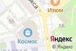 Схема проезда до компании Банкомат, Альфа-банк в Тольятти
