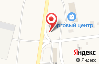 Схема проезда до компании СИТТИМ в Нижнем Санчелеево