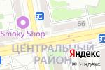 Схема проезда до компании Киоск по продаже молочных продуктов в Тольятти
